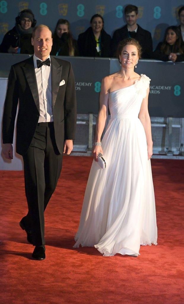 Glam Alert Duchess Kate Prince William Turn Heads At